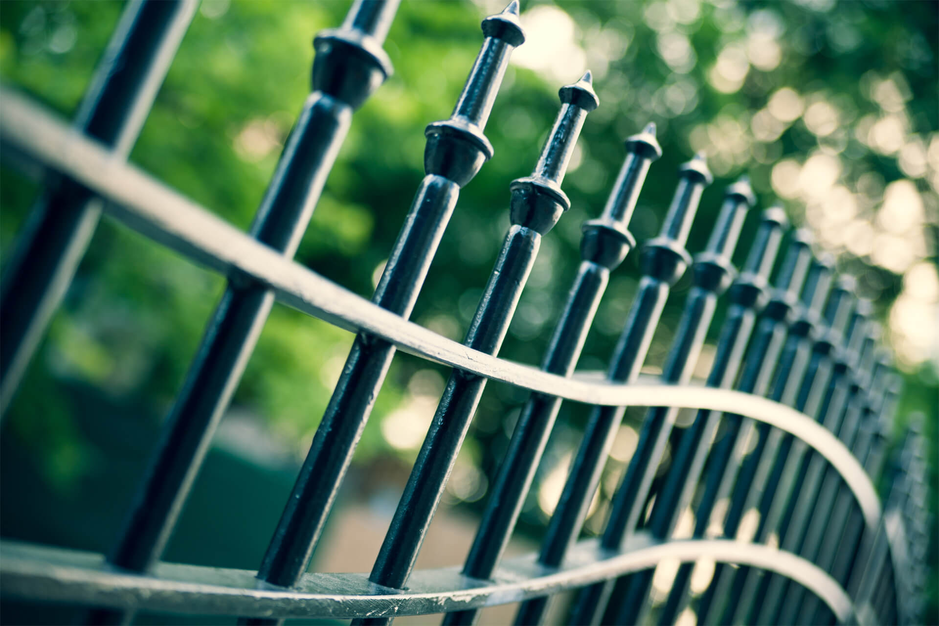 We tailor all of our fencing and walling to client's specifications, allowing us to exactly meet their requirements