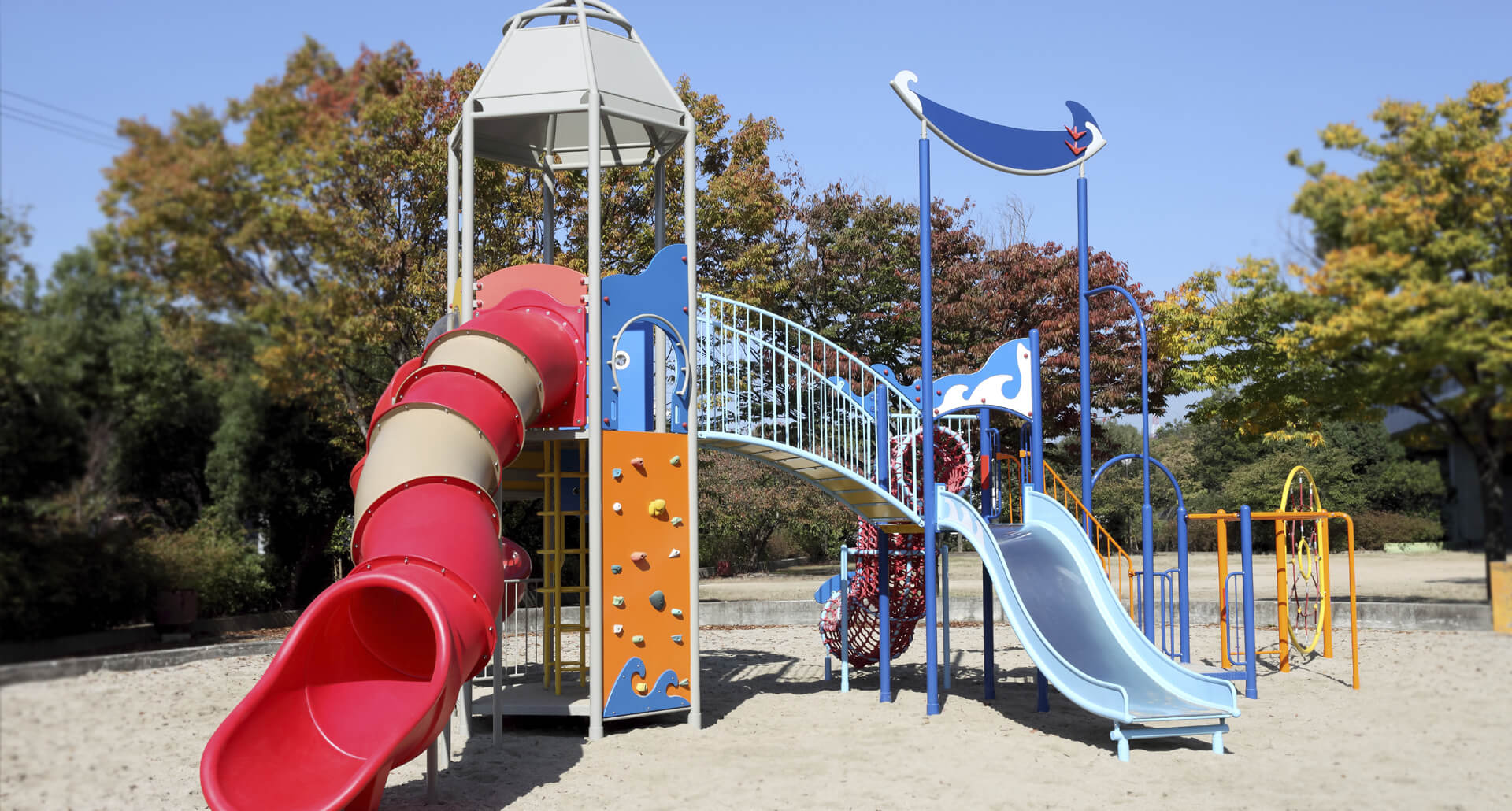 Full scale service in regards to planning, installation and maintenance of Play Equipment
